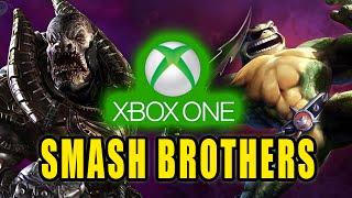 XBOX SMASH BROS...RAAM Vs. RASH - General Raam - Killer Instinct Online Matches