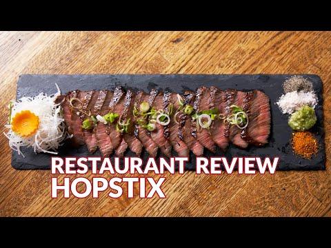 Restaurant Review - Hopstix | Atlanta Eats