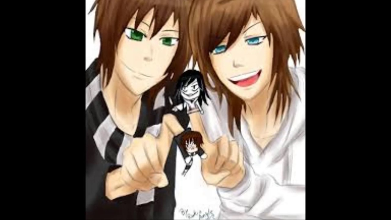 homicidal liu and jeff the killer stressed out youtube