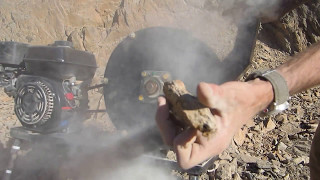 Diy Rock Crusher (recirculating Mini Sluice Box)