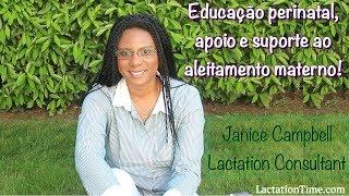 Janice Campbell -  Minha História
