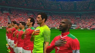 PES 2017 - Indonesia National Anthem [Indonesia Raya]