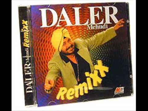 Daler Mehndi Mega Mix Original Dhamaka with Deep