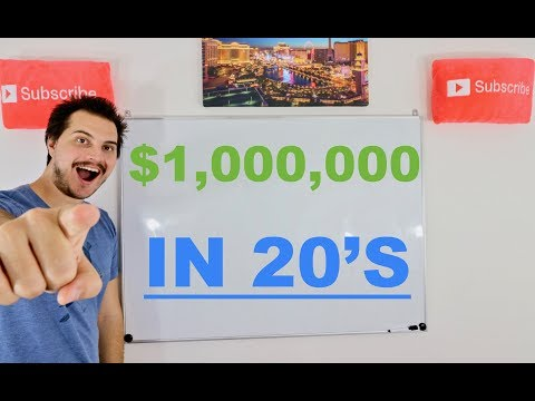 How To Become a Millionaire in 20's
