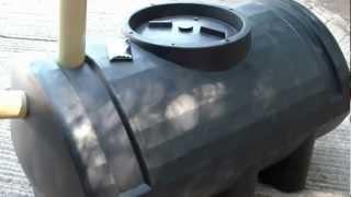 PLASTIC SEPTIC/DIGESTOR TANKS AVAILABLE FROM SHAWSON PLASTICS