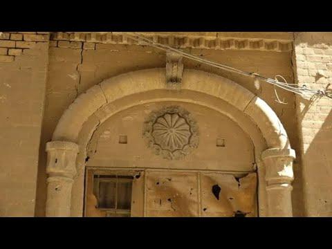 حي مناحيم.. آخر ما تبقى من أثر ليهود محافظة الديوانية العراقية