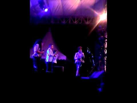 Rita Butar-butar (Boanonku Do Ho) And RnB Trio In Performance....