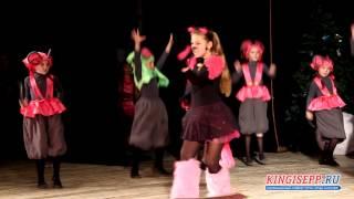 Новый год для детей кингисеппского ЦЭВиОДА. kingisepp.ru