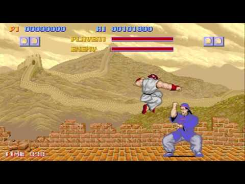The Original Street Fighter 1987 - YouTube