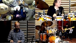 Chico Medori Trio no Batera Clube Jam Session (Latin Jazz Concert)