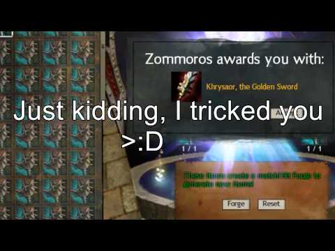 GW2: Opening Ultimate Wintersday Gift - YouTube