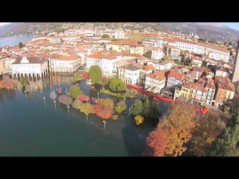 Esondazione Pallanza 18 11 2014 Verbania Italy floods