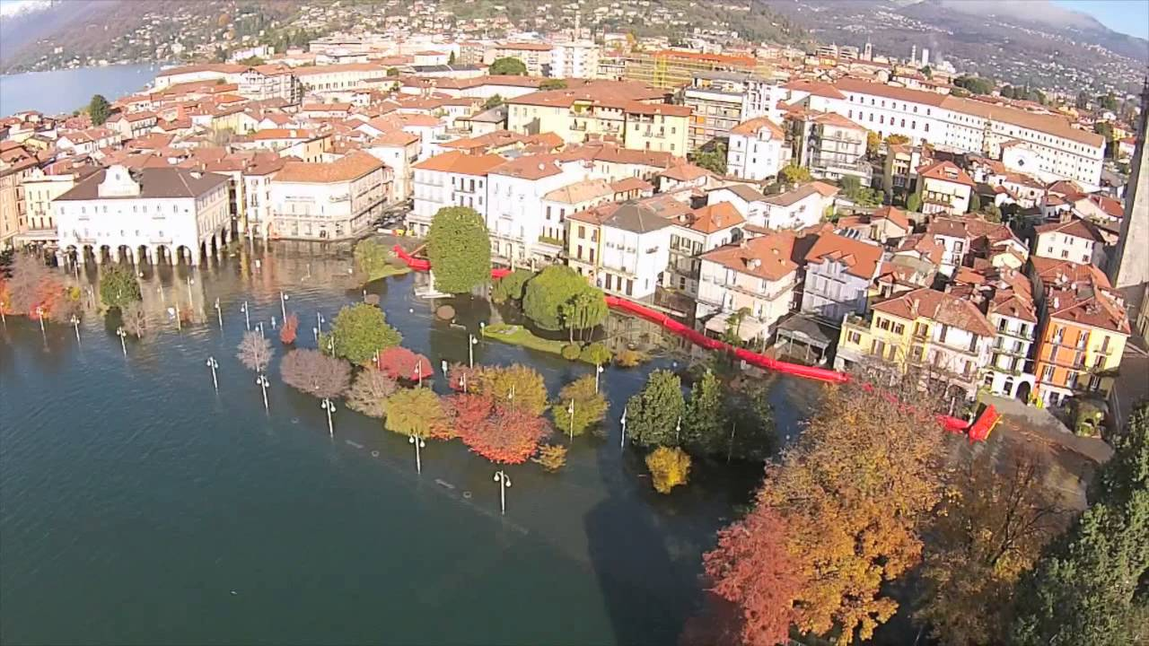 Esondazione pallanza 18 11 2014 verbania italy floods for Be italia