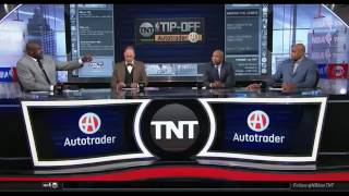 Inside The NBA: OKC Thunder's chokejobs vs Warriors and Clippers