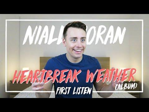Niall Horan | Heartbreak Weather - Album (First Listen)