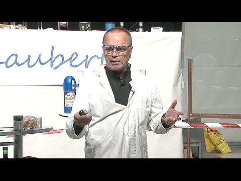 Michael Anton: Chemie zw. Spaß und Industrie