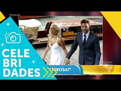 ¿Habrá romance entre Bradley Cooper y Lady Gaga?  Un Nuevo Día  Telemundo