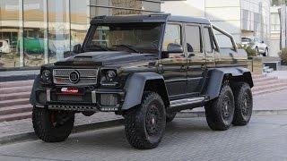 Mercedes-Benz G 63 AMG 6x6 BRABUS - тест-драйв, обзор военного внедорожника в City Car Driving АРХИВ(СКАЧАТЬ И КУПИТЬ ИГРУ: ..., 2016-06-09T06:38:05.000Z)