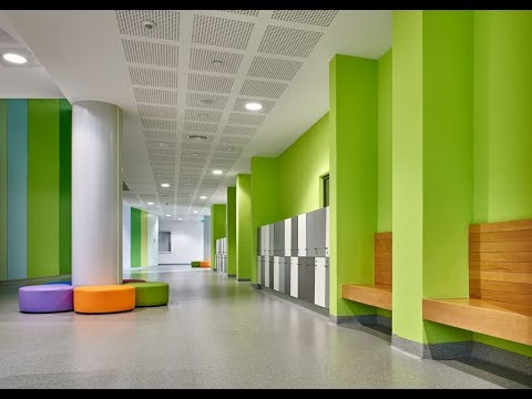 Al Shafar Interiors - Emirates International School