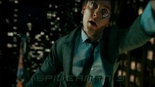 Download Spider-man 3-Peter Vs Harry ( 1er Pelea ) HD 1080p Español Latino MP3 song and Music Video