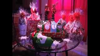 Christmas Baskets & More Goodies With Couponing!!!!!!