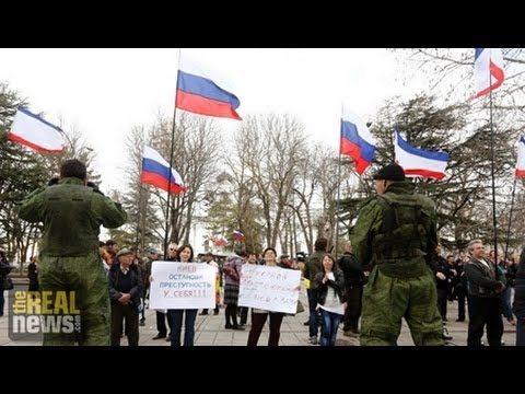 Crimea Referendum: Self Determination or Big Power Manipulation? (1/2)