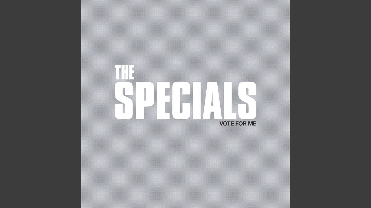 The Specials Release New Single Vote For Me, New Album ...