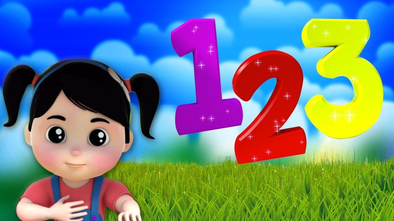 Números Canción 1 A 10 Canciones Infantiles Rimas Para Niños Numbers Song 1 To 10 In Spanish Youtube