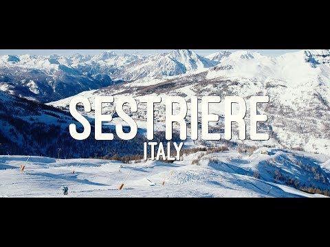 HALSBURY SKI - Sestriere Ski Resort, Italy