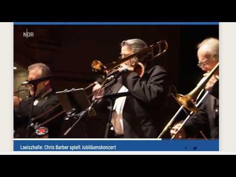 Chris Barber in Hamburg 2017 - Laeiszhalle - NDR TV