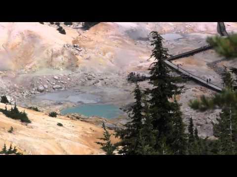 Visit Bumpass Hell At Lassen Volcanic National Park with National Parks Traveler