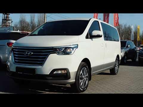 Обзор Hyundai Grand Starex 2018 года! Авто из Южной Кореи! Vedanta Auto