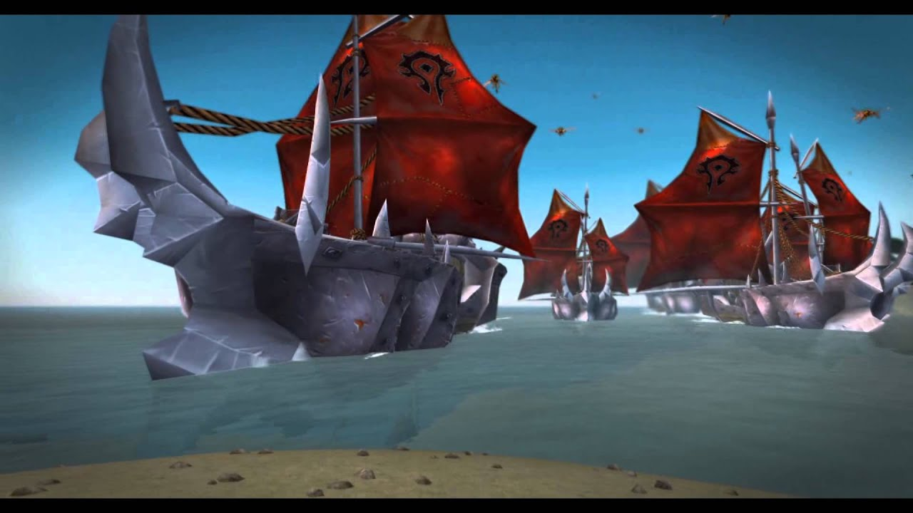 World of warcraft: mists of pandaria patch 5. 1 trailer.