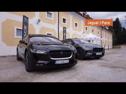 Jaguar I-Pace predstavljen domaćim novinarima