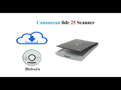 Canonscan Lide 25 | Free Drivers