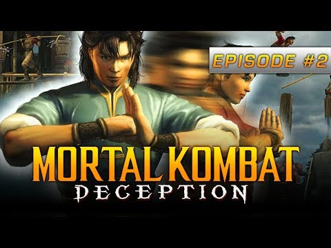 "Mortal Kombat Deception: ""KONQUEST"" Episode #2 - ""EARTHREALM DUTIES!"" (Mortal Kombat 11 Kountdown) thumbnail"
