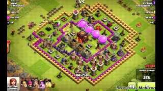 Clash of clans insane $1,000,000 loot!!!!!