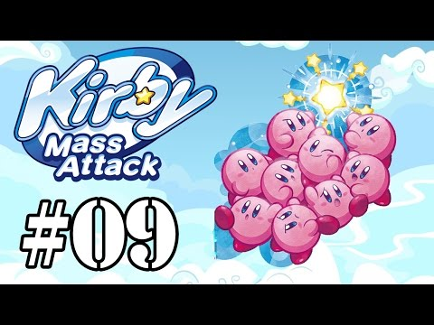 Let's Play: Kirby Mass Attack - Parte 9