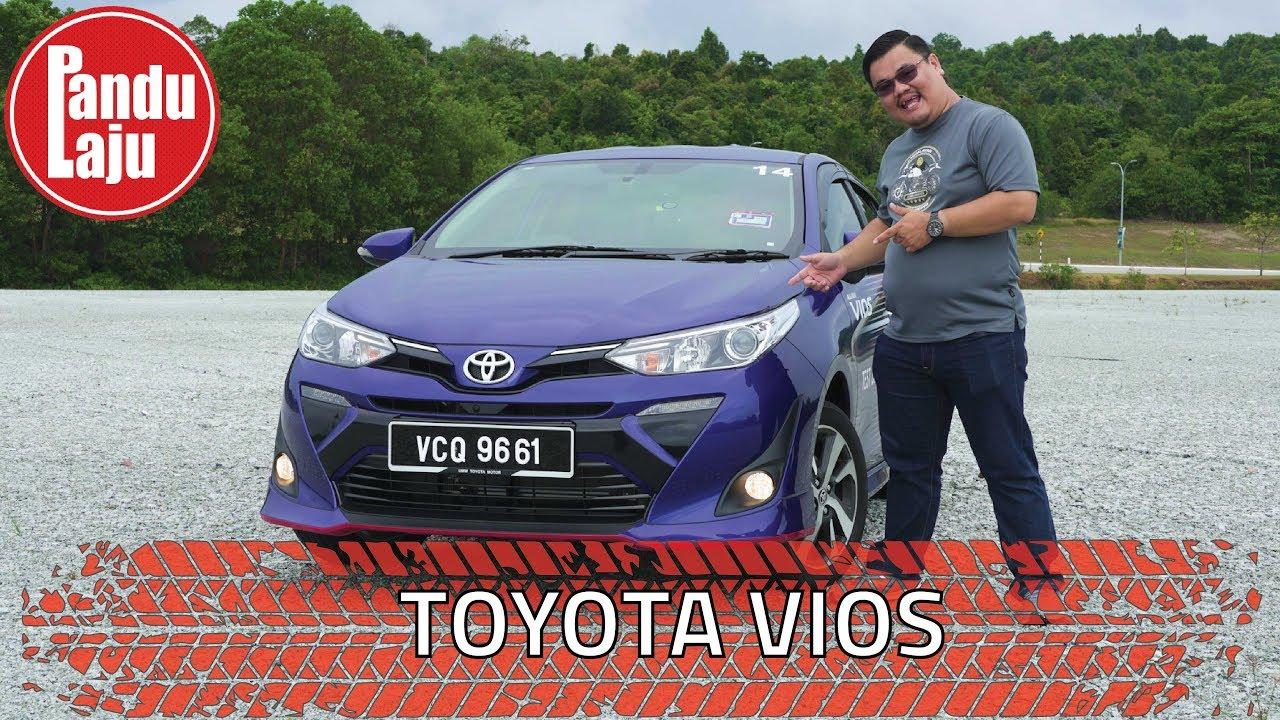 Pandu Uji Toyota Vios (2019) - Boleh Ke Nak Lawan City, Mazda2, Almera?