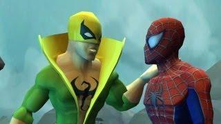 Spider-Man: Friend or Foe - Walkthrough Part 7 - Tangaroa Island: The Cliffs