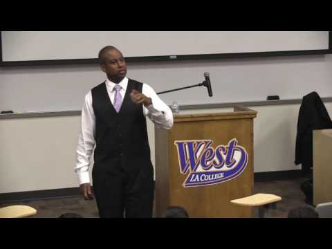 Thinking about Equity: Thoughts for West Los Angeles College - Dr.  Darrick Smith