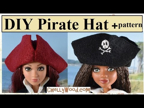 Origami Pirate Hat, HD Png Download - 1099x1484 (#341964) - PinPng | 360x480