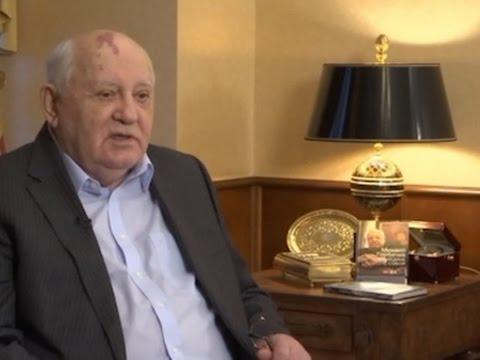 Gorbachev Urges US-Russia Talks