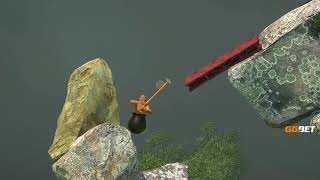 Dread's stream | Getting Over It with Bennett Foddy часть 1 | 11.12.2017
