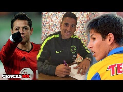 ¿En cuál equipo NUNCA jugaría CHICHARITO? | CECILIO llegó al AME, esto dijo | DAMM se ve en EUROPA