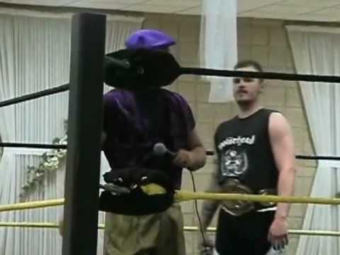 Bigtime & Scott Spade WrestleMania Promo