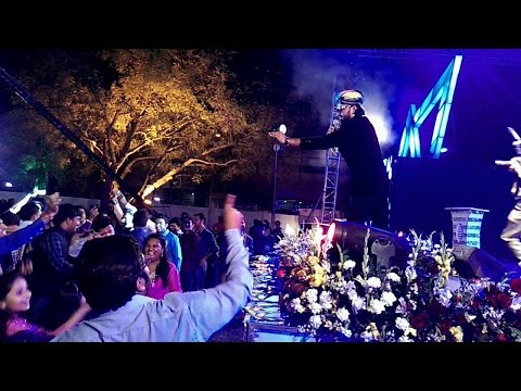 Swaroop Khan|  Live Performance at Wedding in Ahmedabad.