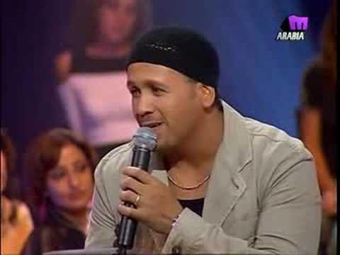 hisham abbas-singing b3taly nazra -angham