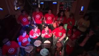 La Divina Variedad Percusión - Santander de Batunga