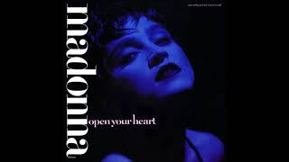 Madonna - Open Your Heart (Uncut / Full Version)